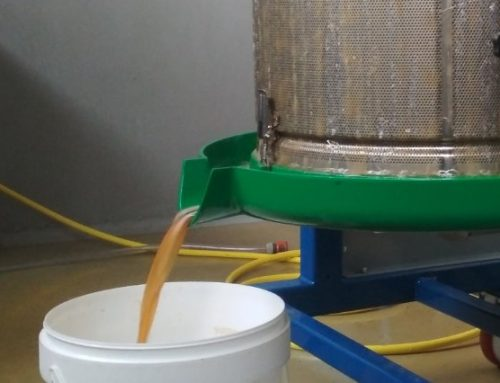 Spremifrutta: funzionamento di torchio e idropressa