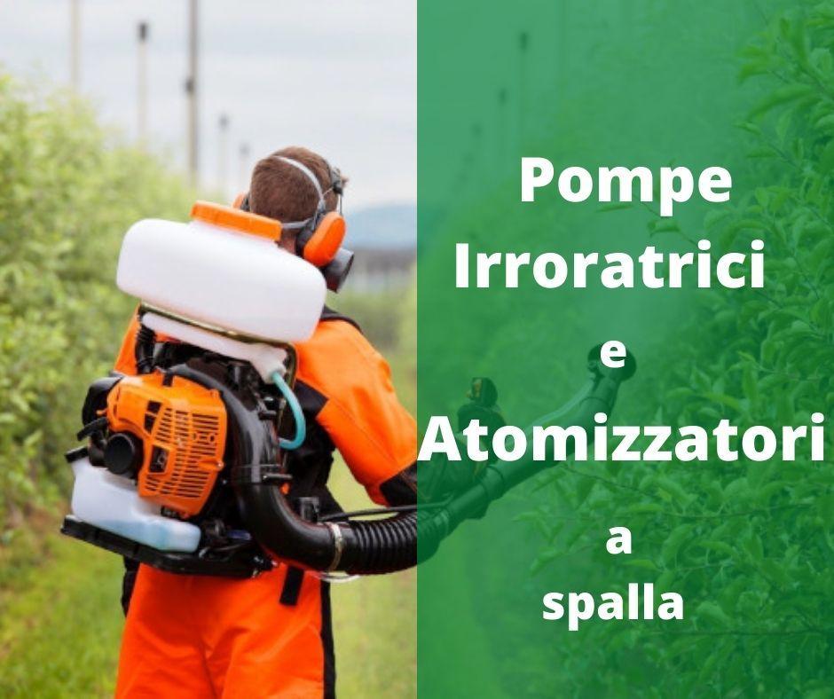 Pompe-irroratrici-atomizzatori